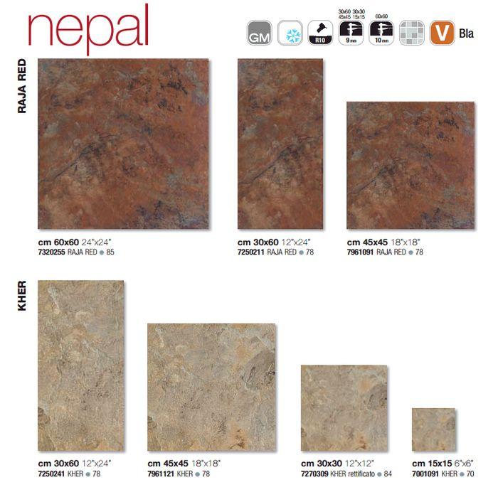 плитка nepal