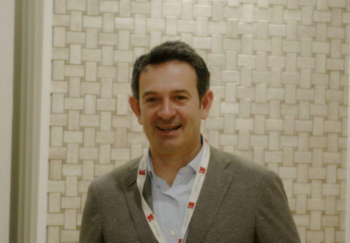Angelo Bori - менеджер по России, Украине, Казахстану, Белоруссии и Восточной Европе фабрики Tagina